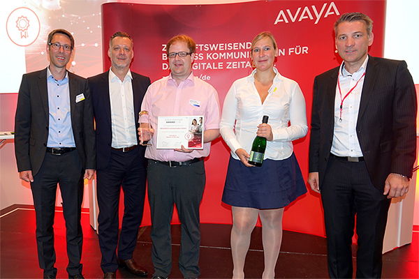 Avaya Partner Award