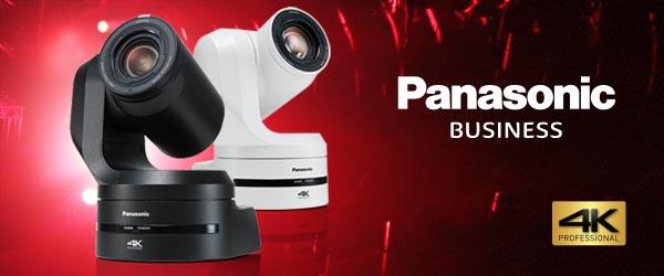 Panasonic PTZ-Kameras